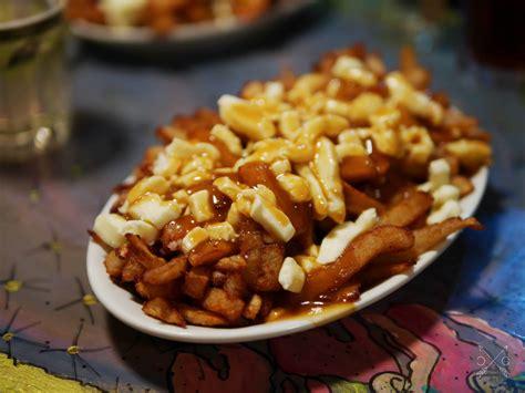 poutine cuisine eats poutine at la banquise cultural chromatics