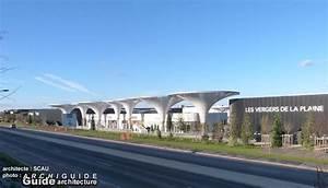 Centre Commercial Les Vergers De La Plaine : scau archiguide ~ Dailycaller-alerts.com Idées de Décoration