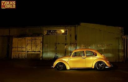Beetle Cal Vw Orange Bug Volkswagen Br
