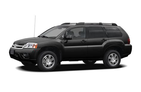 Mitsubishi Endeavor Mpg by 2007 Mitsubishi Endeavor Specs Safety Rating Mpg
