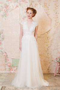 ivy aster spring 2016 wedding dresses through the With wedding dress lace top