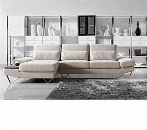 dreamfurniturecom divani casa yorba modern fabric With yorba sectional sofa