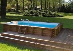 Grande Piscine Hors Sol : les piscines hors sol arts et voyages ~ Premium-room.com Idées de Décoration