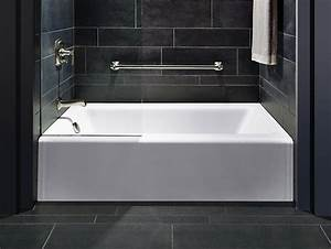 Bellwether 60quot X 32quot Alcove Bath With Integral Apron And