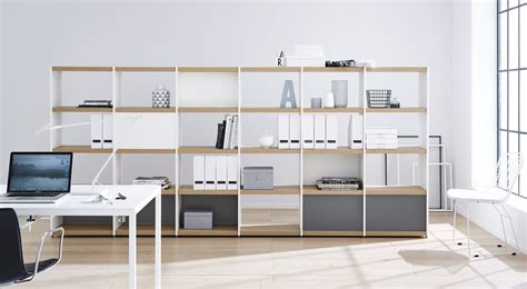 etagere pour bureau étagères bureau shop étagères à classeur pour votre