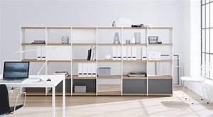REGALSYSTEME Shop Wohnen Office Laden Regalraum