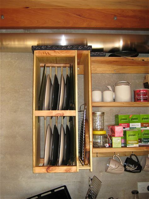 creative ideas  organize dish  plate storage