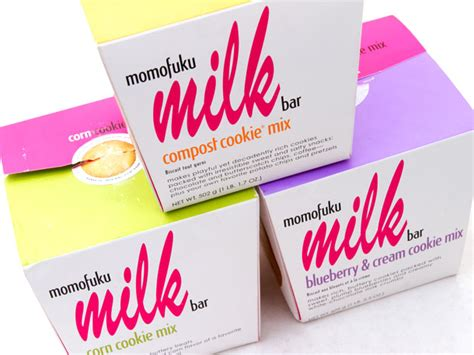 Testing Momofuku Milk Bar Cookie Mixes Against Milk Bar's