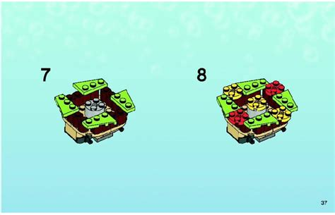 lego krusty krab adventures instructions  spongebob