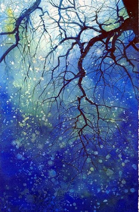 incredibly beautiful watercolor painting ideas water