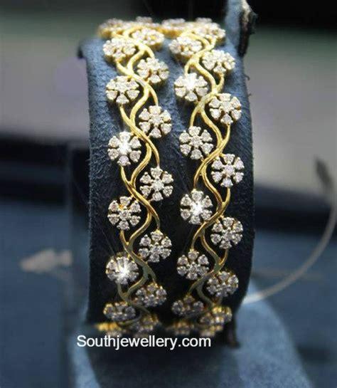 Design Diamonds by Bangles Jewelry Designs Jewellery Designs