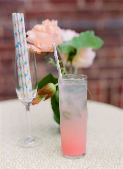 wedding signature drinks ideas weddings romantique