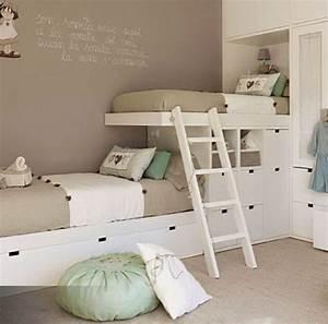 best chambre double pour fille ideas ridgewayngcom With amenager petite chambre pour 2 filles