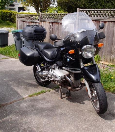 Bmw motorcycle at the best price on your online shop. Bmw R1150R Windshield Touring - Brick7 Motorcycle