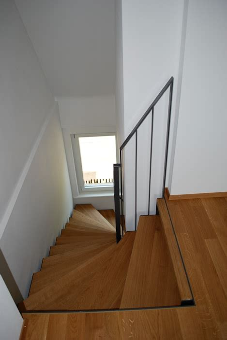 Treppen Zum Dachgeschoss by Treppe Zum Dachgeschoss Flur Diele Beat Nievergelt