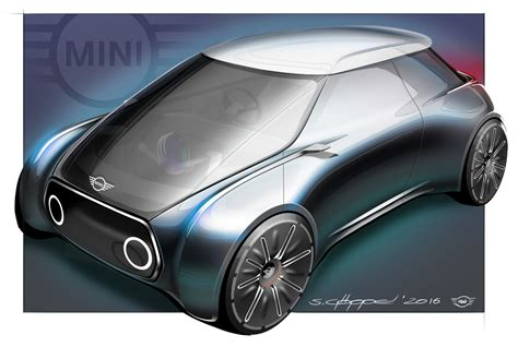 2019 Mini Ev Confirmed As 3door Hatch, Allelectric Bmw