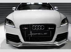 Body Kit Styling Audi TT 8J Coupe Roadster MKII by