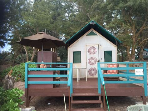 Glamping! 10 Beachfront Bungalows And  Homeaway Anahola