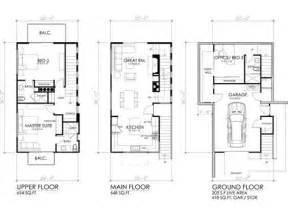 contemporary floor plans level 3 storey contemporary house and 3 bedroom modern house plans designs 2014