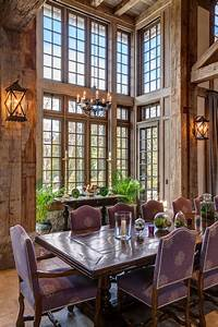 16 Majestic Rustic Dining Room Designs You Can U0026 39 T Miss Out