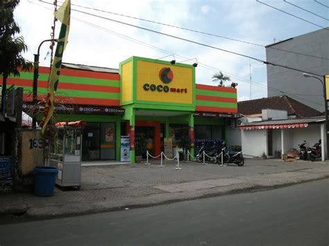 Panoramio - Photo of COCO Mart Mertasari Denpasar Bali