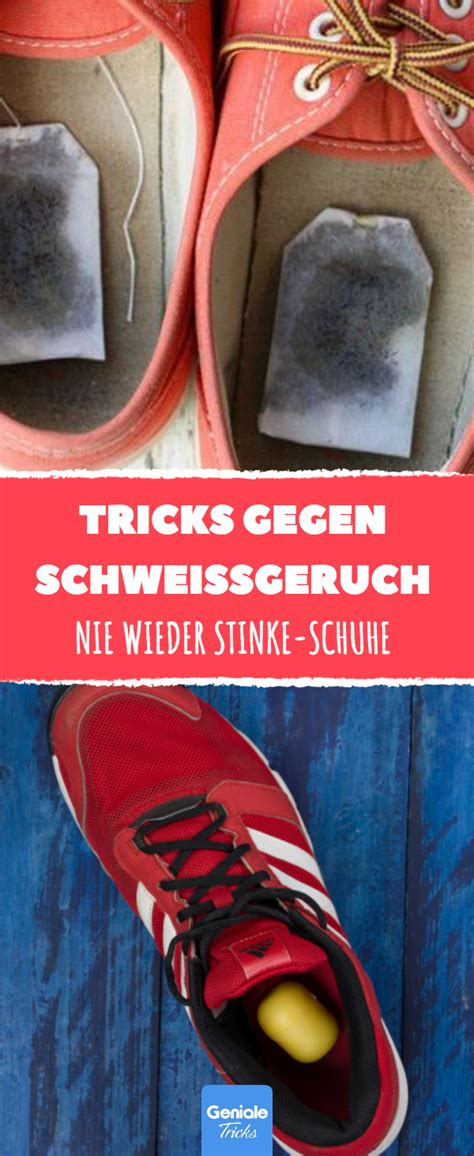 Stinkende Schuhe Teebeutel by Nie Wieder Stinke Schuhe Im Sommer Mit Diesen 10 Tricks