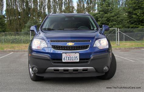 Review Chevrolet Captiva by Rental Car Review 2012 Chevrolet Captiva Sport The