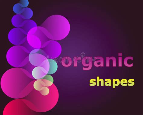 Abstract Organic Shapes Design by Organic Shapes Royalty Free Stock Photo Image 13572155