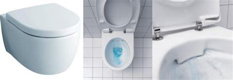 spulrandloses wc nachteile wc ohne spuelrand werbung