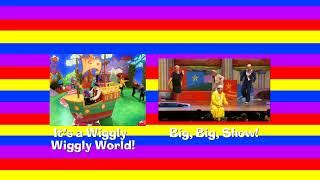 The Wiggles Six Months In A Leaky Boat by Closing To The Wiggles The Hooley Dooleys Space