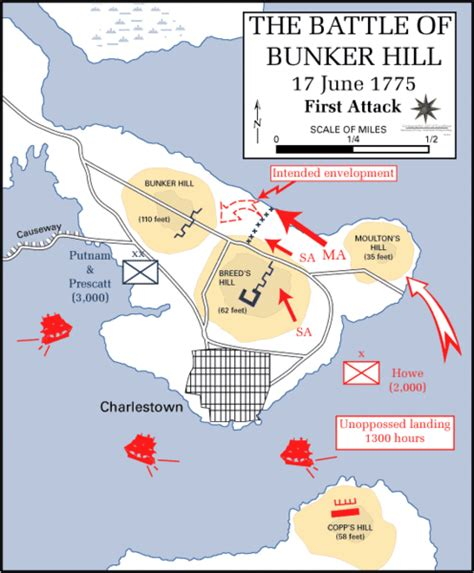 siege bred the revolutionary war s battle of bunker hill