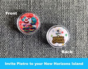 We have a great online selection at the lowest prices with fast. PIETRO Amiibo Animal Crossing Coin - Adopt Villager to New Horizons Island card | eBay