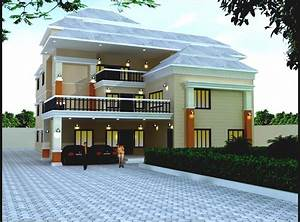 Free Top Modern Architecture House Design Ide