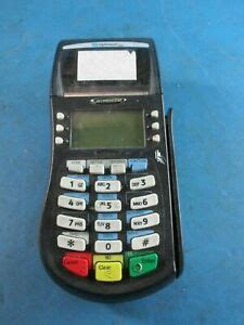 Prior to the card schemes (visa and mastercard) imposing rules relating to dcc, cardholder transactions were converted without the need to disclose that the transaction was being converted into a customer's home currency, in a process. Hypercom Optimum T4220 Credit Card Processing Terminal Machine - USED   eBay
