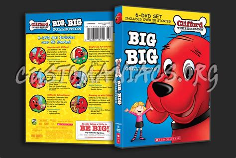 Big, Big Collection Dvd Cover