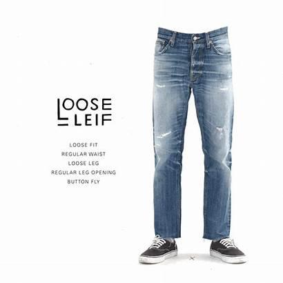 Loose Leif Nudie Jeans Introducing