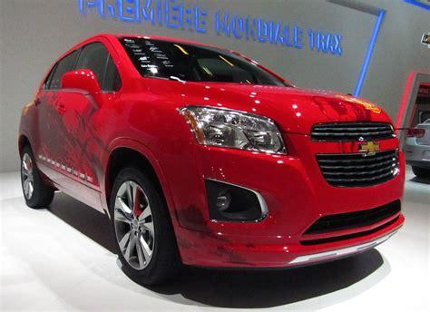 Chevrolet Trax — Wikipédia