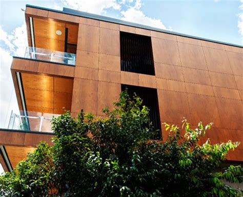 natural wood composite panel sgi architectural