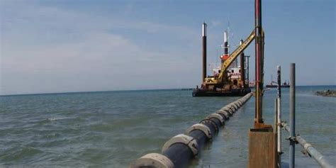 marine outfall replacement revives bathing water wwt