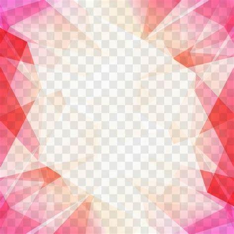 formas poligonais  um fundo geometrico vector gratis