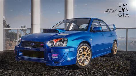 Subaru Impreza Wrx Sti 2004 [add-on