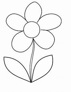 black and white daisy flower clip art