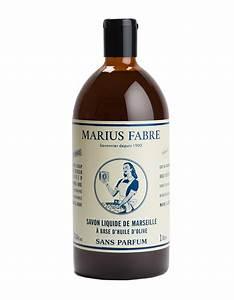 Savon De Marseille Fabre : marius fabre savon de marseille zonder parfum 1 liter ~ Dailycaller-alerts.com Idées de Décoration