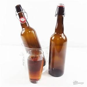 Bouteille De Verre : bouteilles en verre pour bi re et cidre x12 cadeau maestro ~ Teatrodelosmanantiales.com Idées de Décoration