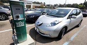 Electric Cars Will Be Hard To Get Used To