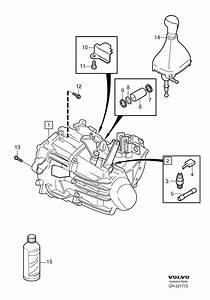 Volvo C70 Drive Shaft Seal  Manual  Gearbox  Dia