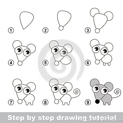 Drawings to Draw Step by Step for Kids
