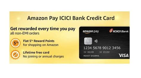 For ex, their lifetime free icici platinum credit card is one of the successful credit card for the bank just because it was given free. Amazon Pay ICICI Bank Credit Card Features and Benefits 💳 - Black Deal
