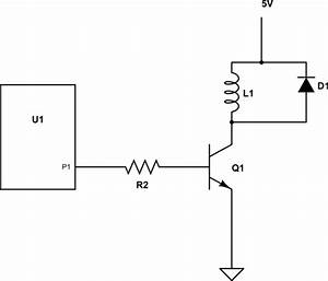 Diodes - Selecting A Switching Transistor For A 5v Relay
