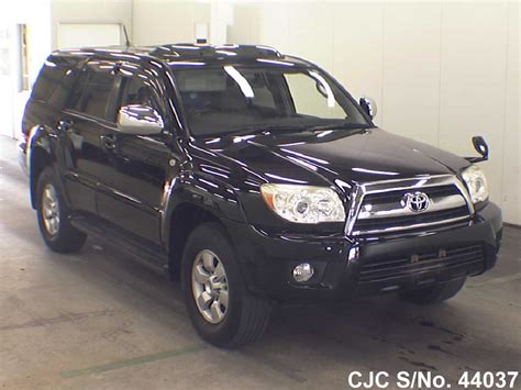 2007 toyota hilux surf 4runner black for sale stock no 44037 used cars exporter